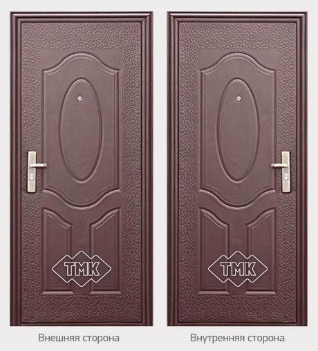 металлические двери престиж клин