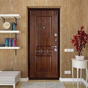 Входные двери со скидкой для новосёлов и молодожёнов